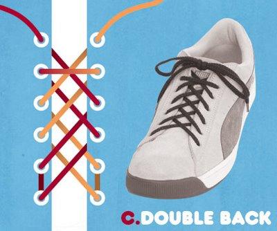 15 formas de usar los cordones en la zapatilla