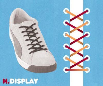 mejores zapatillas de deporte d1440 f6ea5 15 FORMAS DE USAR LOS CORDONES EN LAS ZAPATILLAS | laoveja100