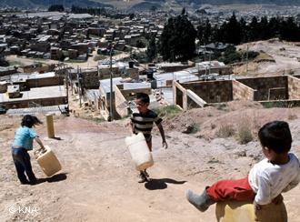 UE recorta ayuda al desarrollo para América Latina