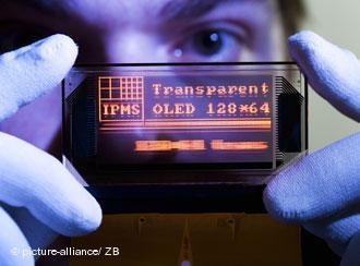 La luz del futuro: los OLED