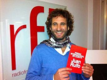 Marcos Crotto gana el concurso Juan Rulfo con el cuento 'Comunión'