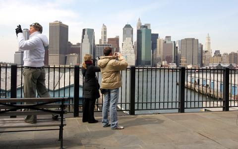 Récord de turistas en Nueva York