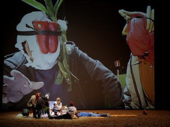 Blasfemia de dramaturgo argentino agita a los medios franceses
